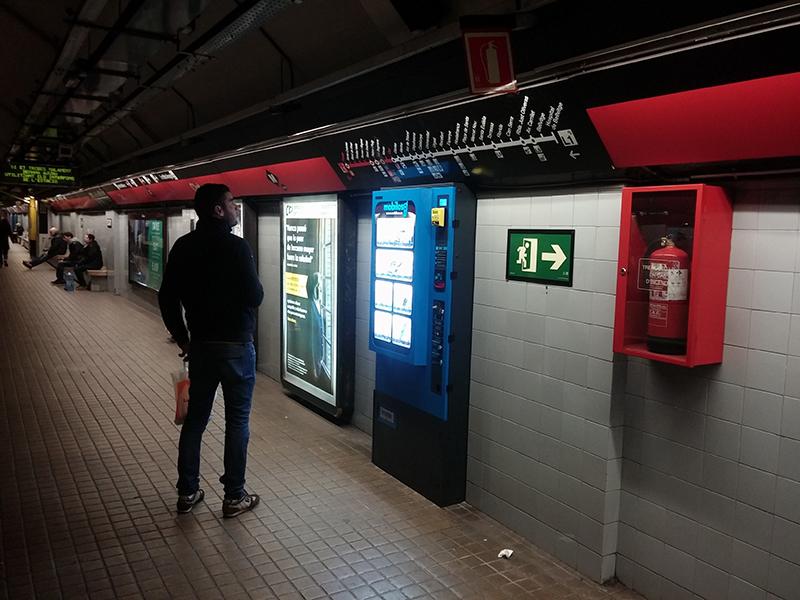 Estación-Clot-BCN