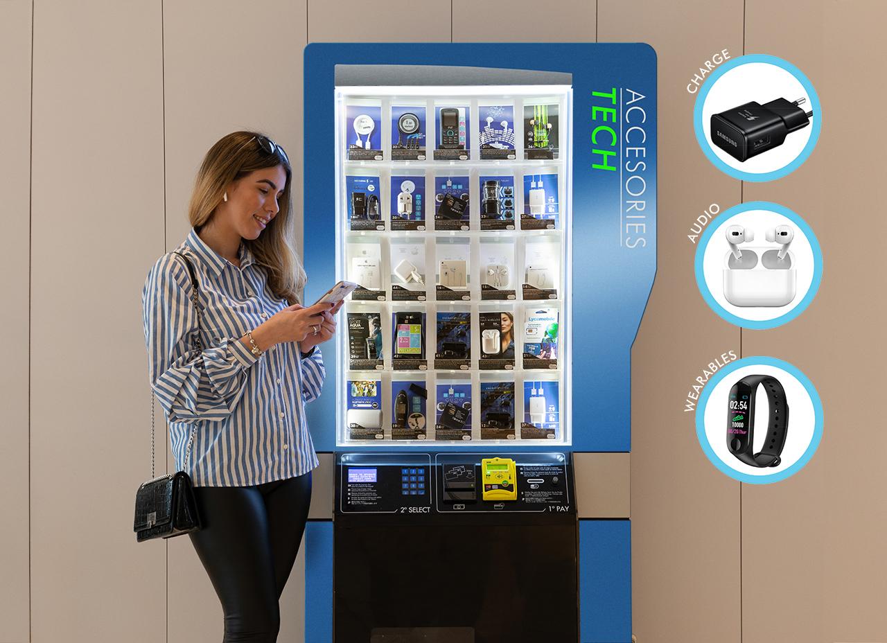 Retail vending